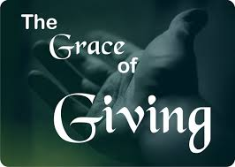 Spiritual Blog - Giving