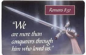SPIRITUAL BLOG - More than Conquerors