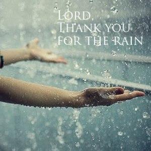 Spiritual Blog - Rain