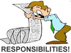 SPIRITUAL BLOG - Responsibilities