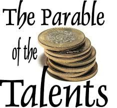 Spiritual Blog - Talents