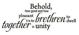 Spiritual Blog - Unity