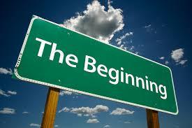 Spiritual Blog - Beginning