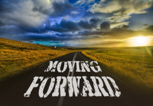 Spiritual Blog - Move Forward