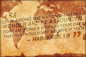 Spiritual Blog - Habakkuk