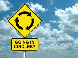 spiritual blog - circles