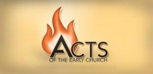 Spiritual Blog - Early Church