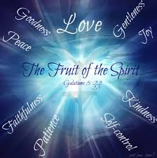 Spiritual Blog - Fruit