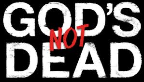 Spiritual Blog - God Not Dead