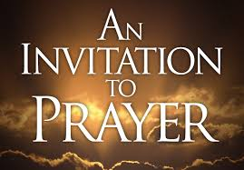 Spiritual Blog - Invitation