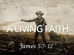 Spiritual Blog - James