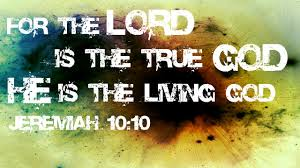 Spiritual Blog - The Living God