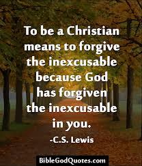 Spiritual Blog - Forgive