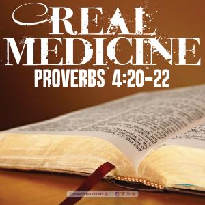 Spiritual Blog - Real Medicine
