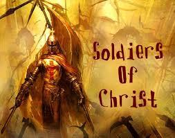 spiritual blog - soldiers