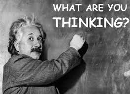Spiritiual Blog - Thinking