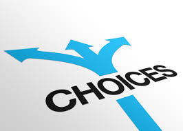 spiritual Blog -  Choices