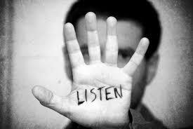 Spiritual Blog - Listen