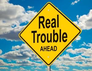 Spiritual Blog - Trouble
