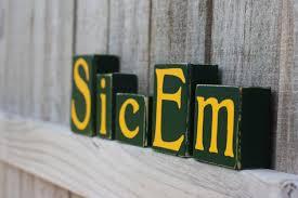 Spiritiual Blog - Sick 'em