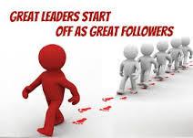 Spiritual Blog - Leaders