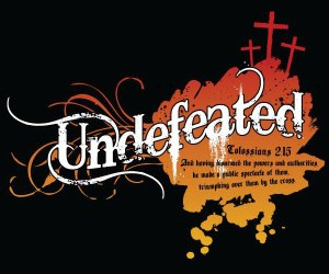 Spiritual Blog - Undefeated