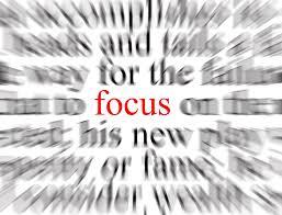 Spiritual Blog - Focus