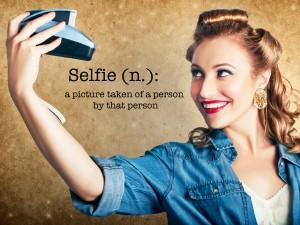 Spiritual Blog - Selfie
