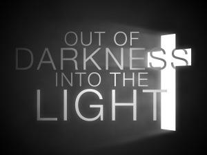 spiritual blog - darkness