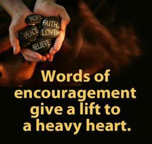 Spiritual Blog - Encouragement