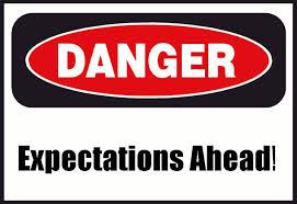 Spiritual Blog - Expectations