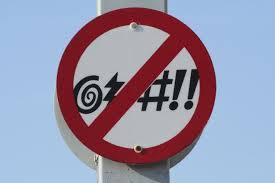 Spiritual Blog - Profanity