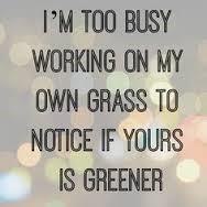 Spiritual Blog - Grass