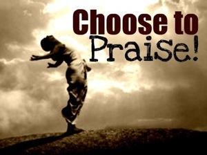 Spiritual Blog - Praise 2