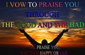 Spiritual Blog - Praise 3