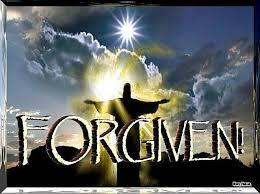 Spiritual Blog - Forgiven
