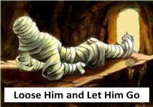 Spiritual Blog - Loose Him