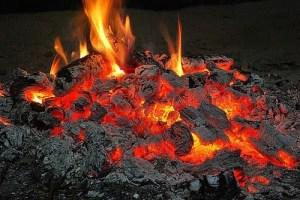 Spiritual Blog - Coals