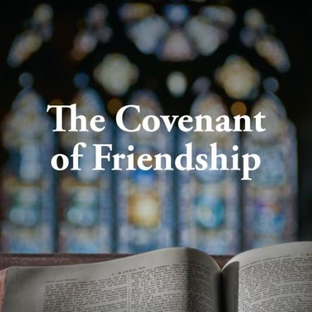 spiritual blog - covenant