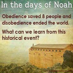 Spiritual Blog - Noah