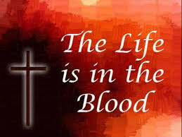 Spiritual Blog - Blood of Jesus