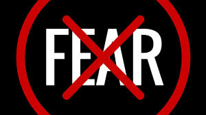 Spiritual Blog - Fear