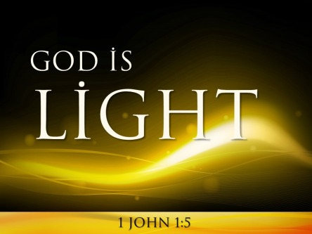 Spiritual Blog - God is Light
