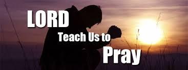 Spiritual Blog - Pray