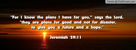 Spiritual Blog - Plans