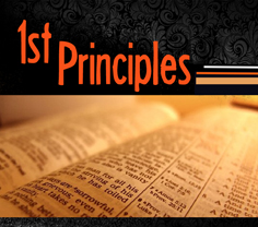 Spiritual Blog - Principles