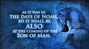 Spiritual Blog - Days of Noah