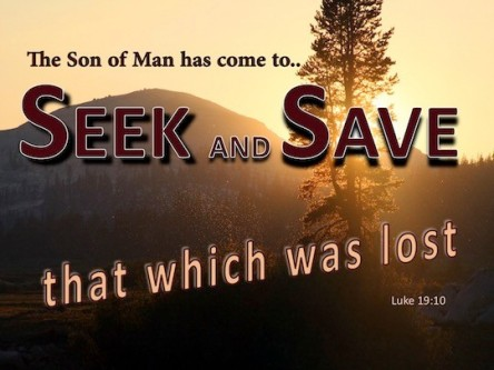 Spiritual Blog - Lost