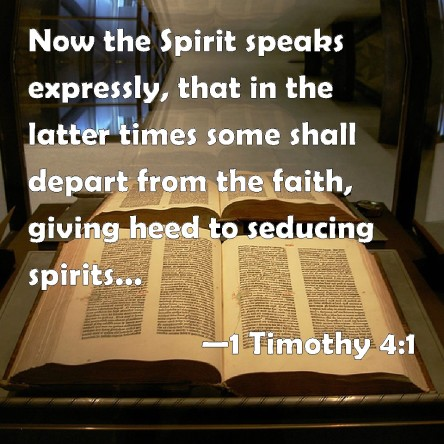 Spiritual Blog - Spirit Speaks