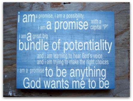 Spiritual Blog - Possibility